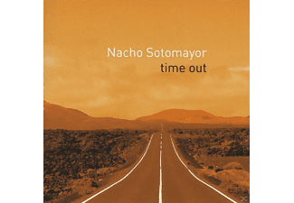 Nacho Sotomayor - Time Out - (CD)