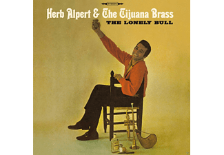 Herb Alpert, The Tijuana Brass - The Lonely Bull - (CD)