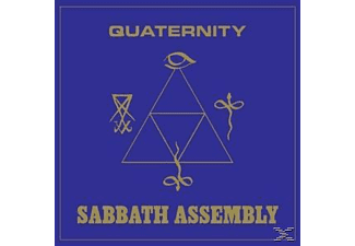 Sabbath Assembly - Quaternity - (Vinyl)