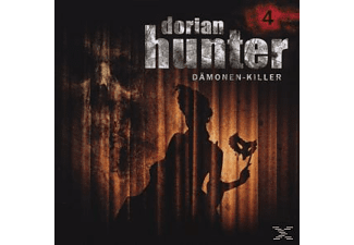 Dorian Hunter 04: Das Wachsfigurenkabinett - 1 CD - Horror