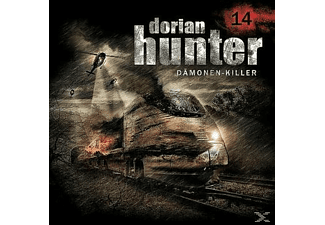 Dorian Hunter 14: Jagd nach Paris - (CD)