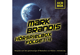 Mark Brandis Box 01 - 4 CD - Hörspiel