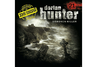 Dorian Hunter 21: Herbstwind - 1 CD - Horror