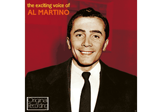Al Martino - The Exciting Voice Of Al Martino - (CD)