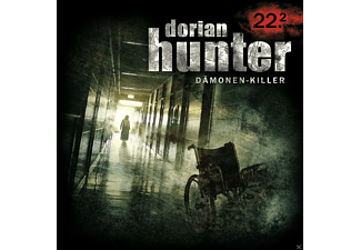 Dorian Hunter 22.2: Esmeralda - Vergeltung - (CD)