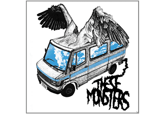 These Monsters - Heroic Dose - (CD)