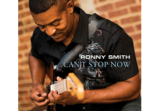 Ronny Smith - Can't Stop Now - (CD)