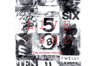 The Wedding Present - Live 1992 - (CD)