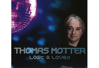 Thomas Motter - Lost & Loved [CD]