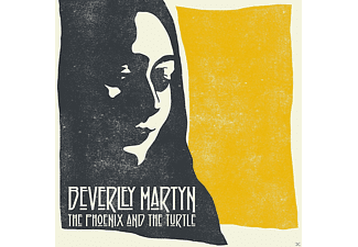 Beverley Martyn - The Phoenix & The Turtle - (CD)