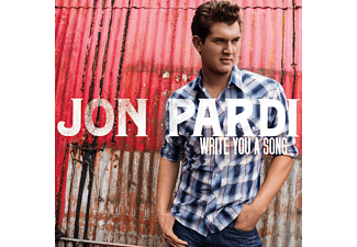 Pardi Jon - Write You A Song - (CD)