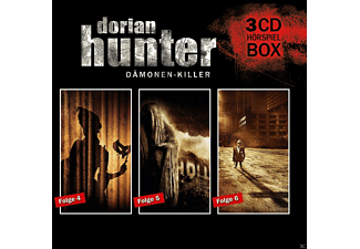 Hunter Dorian - Dorian Hunter Hörspielbox - (CD)