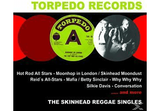 Various - Torpedo Records - The Skinhead Reggae Singles - (Vinyl)