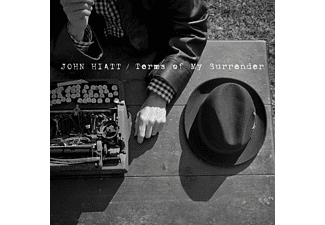 John Hiatt - Terms Of My Surrender - (CD + DVD)