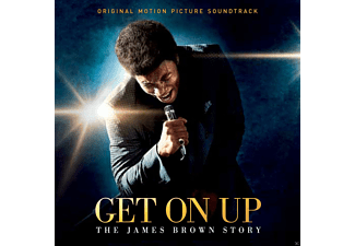 James Brown - Get On Up-The James Brown Story (O.S.T.) - (CD)
