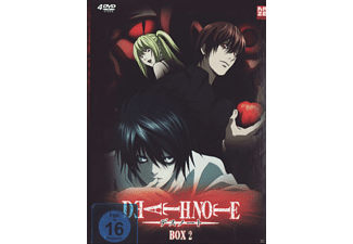 002 - DEATH NOTE [DVD]