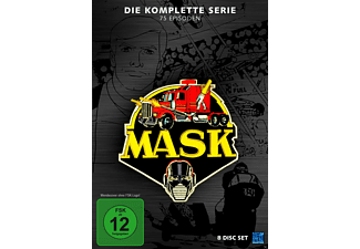 M.A.S.K - Die komplette Serie (New Edition) - (DVD)