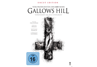 Gallows Hill - (DVD)