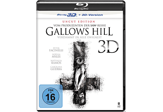 Gallows Hill [3D Blu-ray (+2D)]