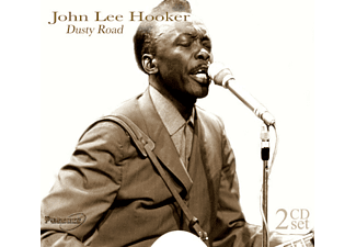 John Lee Hooker - Dusty Road - (CD)