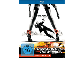 Transporter 2: The Mission - (Blu-ray)