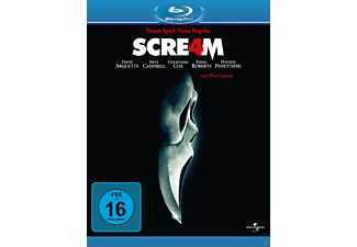 Scream 4 - (Blu-ray)