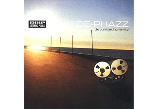 De-Phazz - Detunized Gravity (Vinyl LP (nagylemez))