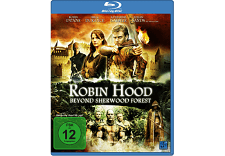 Robin Hood - Beyond Sherwood Forest - (Blu-ray)