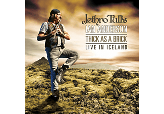 Jethro Tull's Ian Anderson - Thick As A Brick - Live In Iceland (CD)