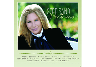 Barbra Streisand - Partners - (CD)