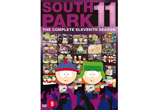 South Park - Seizoen 11 | DVD