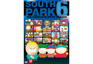 South Park - Seizoen 6 | DVD