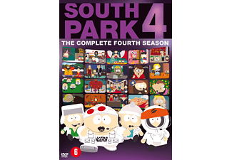 South Park - Seizoen 4 | DVD