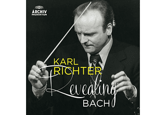 VARIOUS, Münchener Bach-chor, Münchener Bach-Orchester - Revealing Bach - (CD)