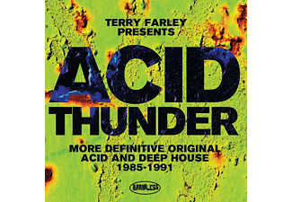 VARIOUS - Acid Thunder - More Definitive Acid & Deep House (1985-1991) - (CD)