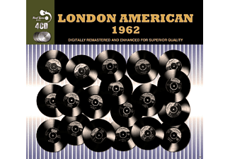 VARIOUS - London American 1962 [CD]