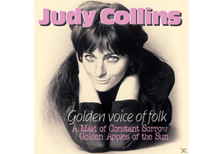 Judy Collins - Golden Voice Of Folk - (CD)