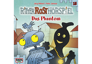 Ritter Rost 15: Das Phantom - (CD)