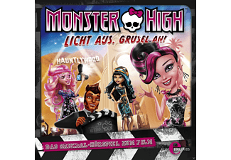 Monster High - Monster High - Licht aus, Grusel an - (CD)
