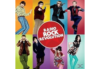 VARIOUS - Radio Rock Revolution (The Boat That Rocked) [CD]