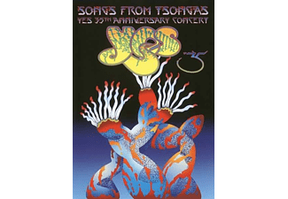 Yes - Songs From Tsongas – The 35th Anniversary Concert - Special Edition (DVD)