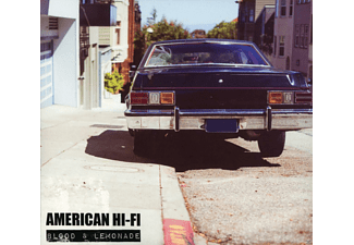 American Hi-fi - Blood & Lemonade [CD]