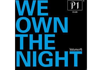 VARIOUS - P1 Club - We Own The Night Volume #5 - (CD)