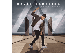 David Carreira - Tout Recommencer - (CD)