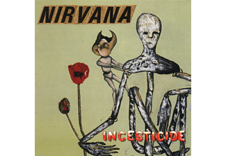 Nirvana - Incesticide - (CD)