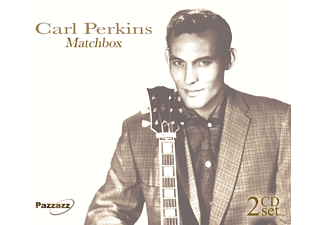 Carl Perkins - MATCHBOX - (CD)