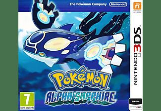 3DS Pokémon: Alpha Sapphire 2014