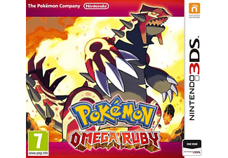 3DS Pokémon: Omega Ruby 2014