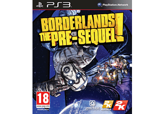 Borderlands: The Pre-Sequel | PlayStation 3