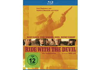 RIDE WITH THE DEVIL - DIE TEUFELSREITER [Blu-ray]